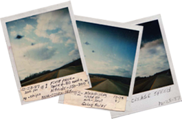 Riley Martin's Actual Polaroids